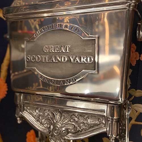 Great Scotland Yard Hotel Cistern
