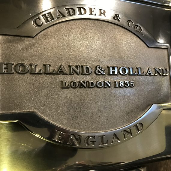 Holland and Holland Bespoke Toilets and Cisterns