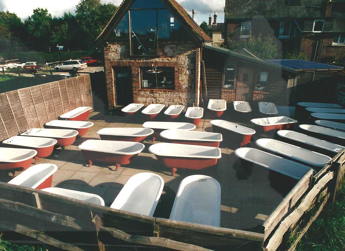 Chadder Antique Roll Top Baths, Victorian Clawfoot Tubs